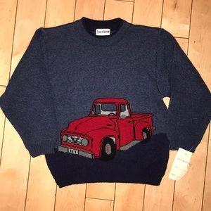 Anastasia Boy's Sweater. Estimated size M